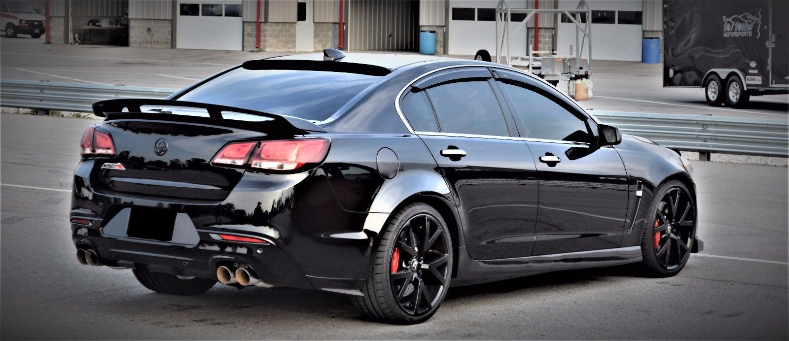 throtl - 2015 Chevrolet SS Sedan 6M Full Holden Conversion