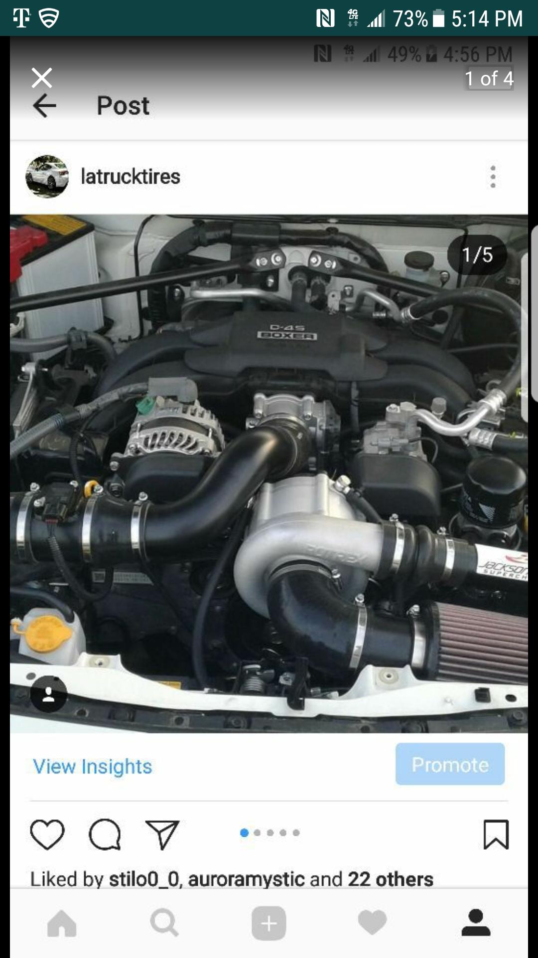 throtl - FRS Jackson Racing c38 Supercharger