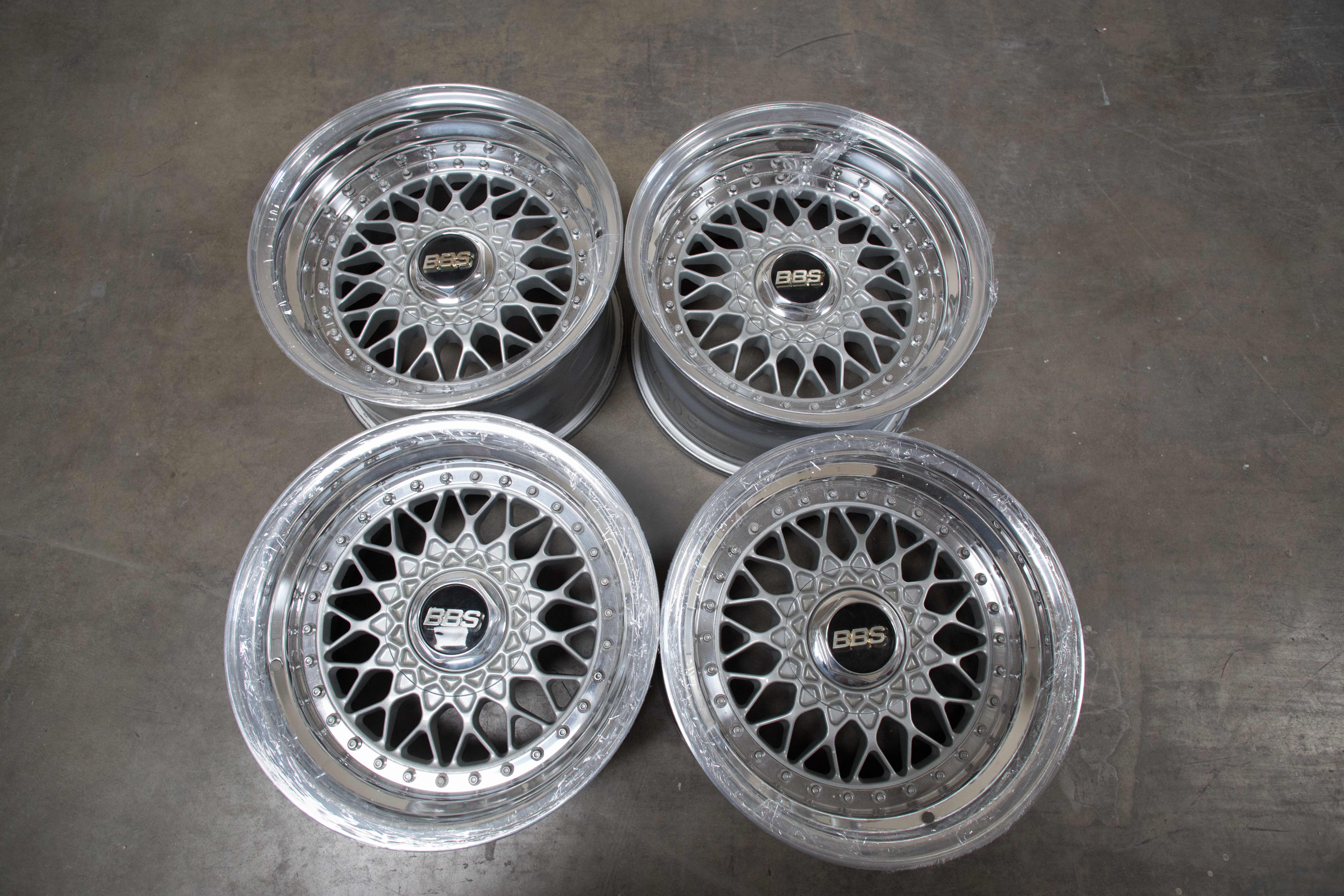 throtl - BBS RS 4X100 15X8 5 +6 15X9+0 wheels