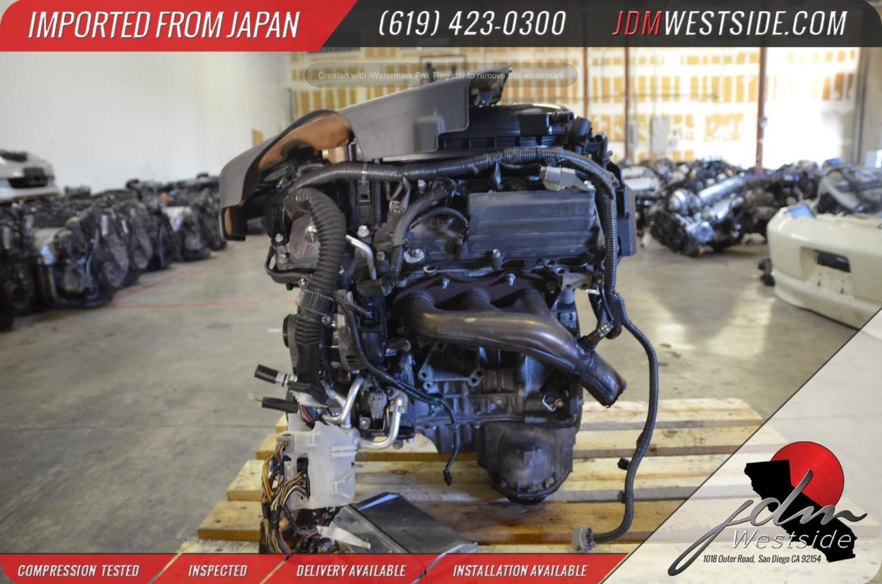throtl - JDM 06-12 LEXUS IS250 LEXUS GS250 ENGINE 2 5L VVTI