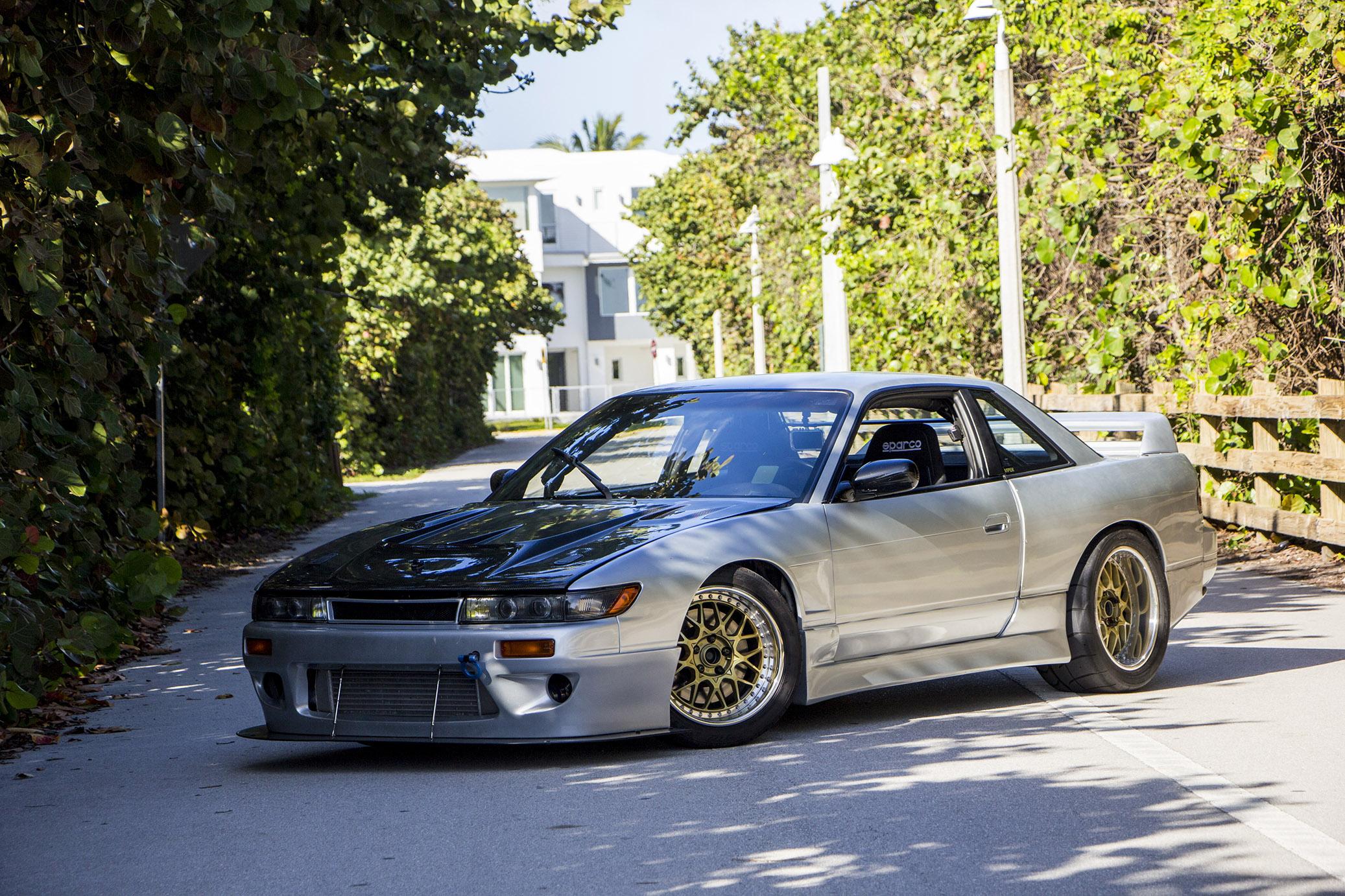 Throtl 1992 Widebody Nissan Silvia S13 Grip Race Spec 400rwhp 240sx Fuel Filter