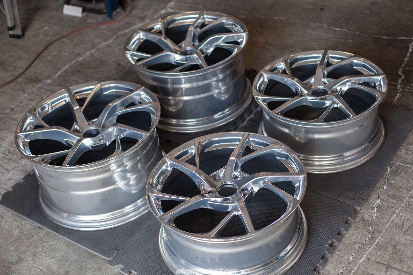 throtl 2017 acura nsx factory oem wheels 19 20 exclusive